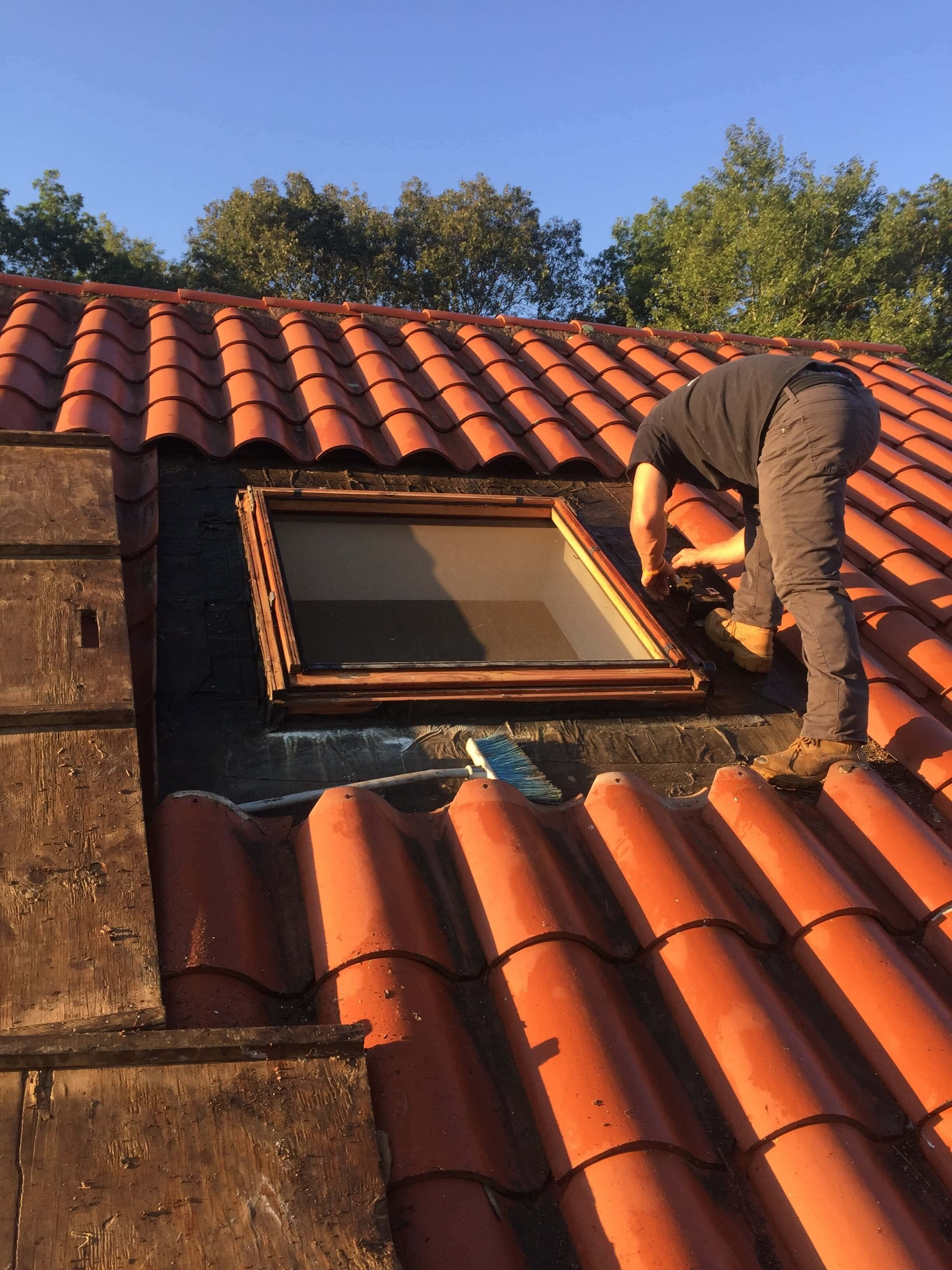 Clay Tile Roof Contractor Ri Ma Renaissance Roofing