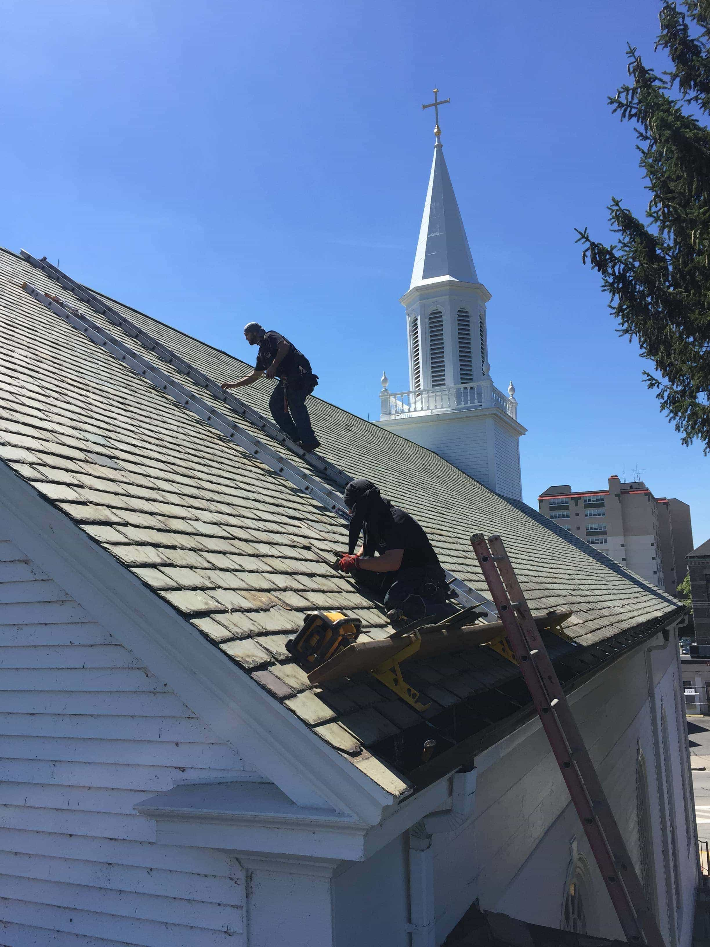 historical roof repair ri ma renaissance roofing